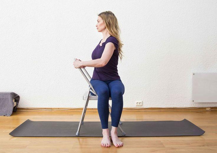 Disse yoga-øvelsene kan du gjøre hjemme