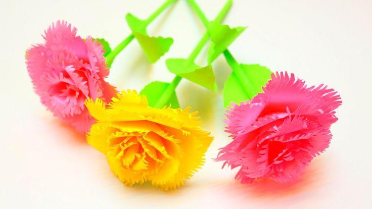 DIY Paper Rose   How to Make Realistic Paper Rose   EMMA DIY #43