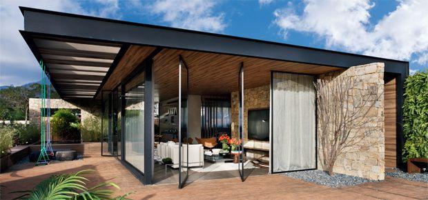 Casa sustentável fica pronta em apenas 5 meses