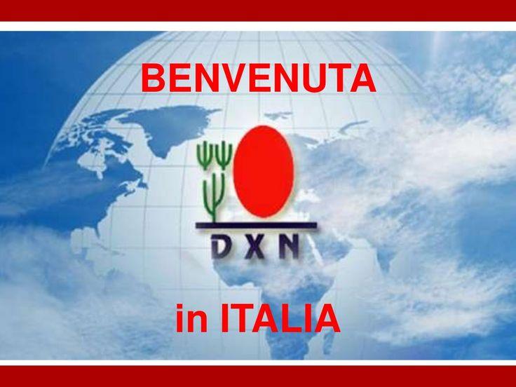 Presentazione Opportunità DXN by Dxn Benessere via slideshare
