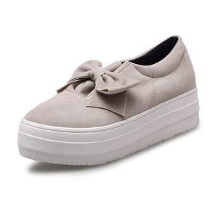 Zapatos Salón Plataforma Tipo de tacón Ante