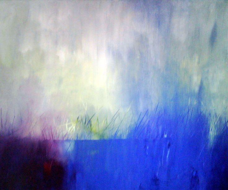 """Sky and water"" by Patrizia Biaducci 2013"