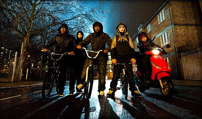 Attack the Block *** This movie is amazing.