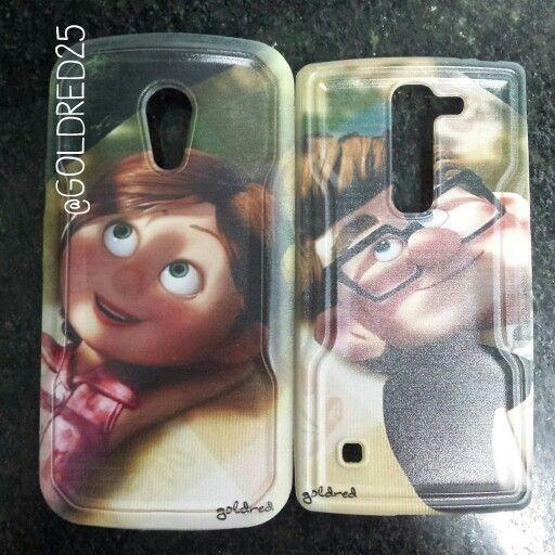 Up la película de Disney esa historia de amor la puedes llevar en tu estuche o case de celular.