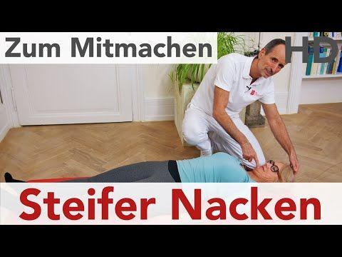 Kopfschmerzen Schulter Nacken / Übungen für die Faszien / Faszientraining - YouTube