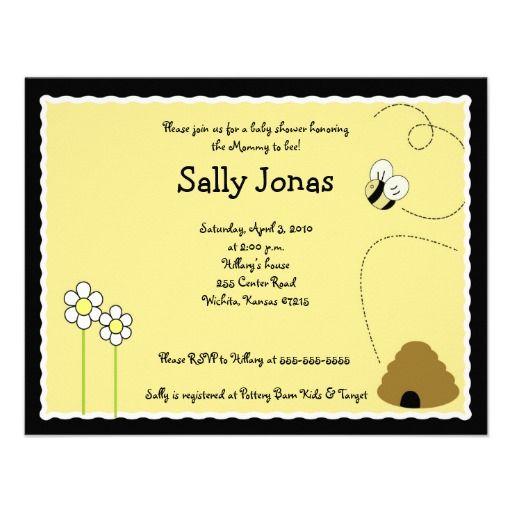 28 best Bumble Bee Baby Shower images on Pinterest Bumble bees