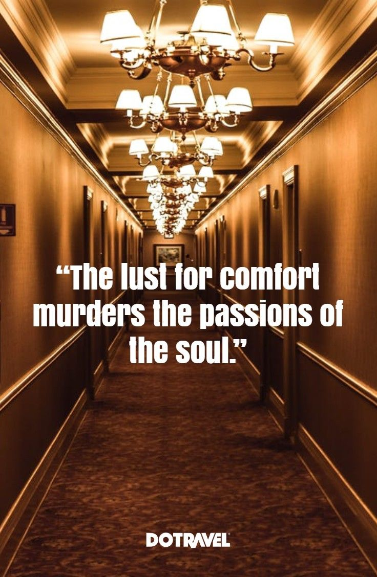 The Lust For Comfort Murders The Passions Of The Soul Author