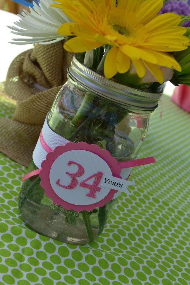Kindergarten teacher retirement party | CatchMyParty.com
