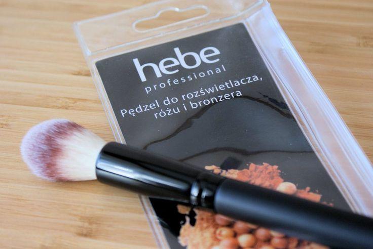 Pędzle do makijażu z Hebe – czy warto je kupić