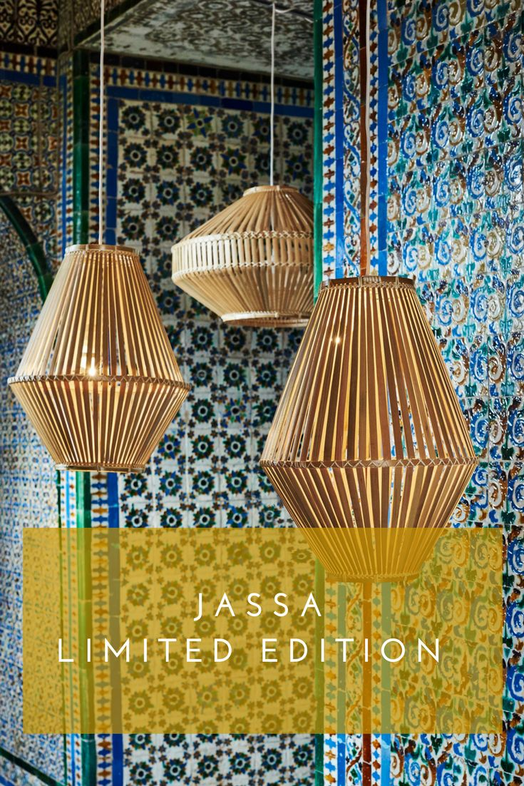 Jassa limited edition collection from IKEA. Indonesia and South Asia inspired....
