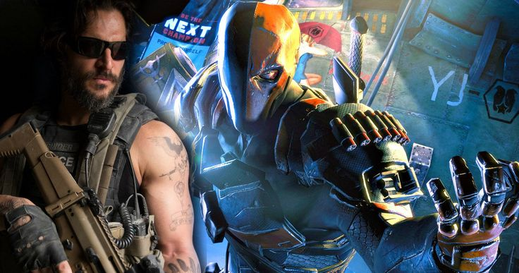 Will The Batman Lose Joe Manganiello's Deathstroke? -- Director Matt Reeves is moving forward on a new version of The Batman with Joe Manganiello casting doubt that it will include his villain Deathstroke. -- http://movieweb.com/batman-movie-losing-deathstroke-joe-manganiello/