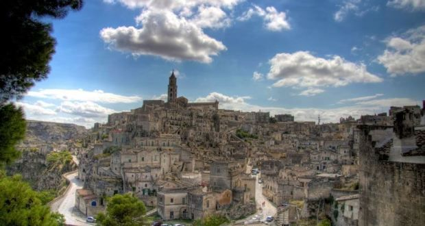 Zuid-Italiaanse stad Matera in 2019 culturele hoofdstad van Europa | Il Giornale, dé gratis krant en website over Italië