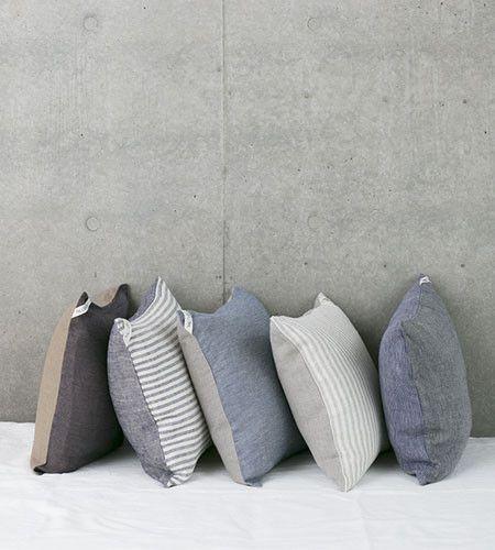 Fog Linen Cushion Cover | Various