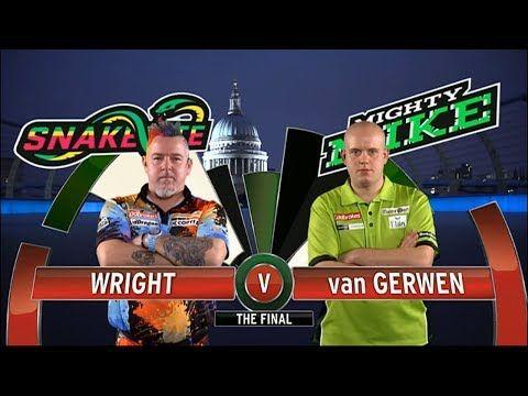 Michael van Gerwen - Peter Wright. 2014 PDC World Darts Championship Finals HD - YouTube