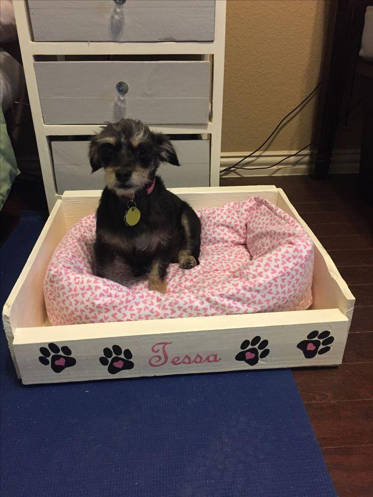 Best 25 Custom Dog Beds Ideas On Pinterest Dog Beds