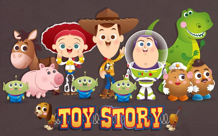 Toy Story, a computer-animated comedy adventure film produced by Pixar Animation Studios, was first released in 1995 and last year, it celebrated its 18th birthday. Description from hdwallpaperia.com. I searched for this on bing.com/images