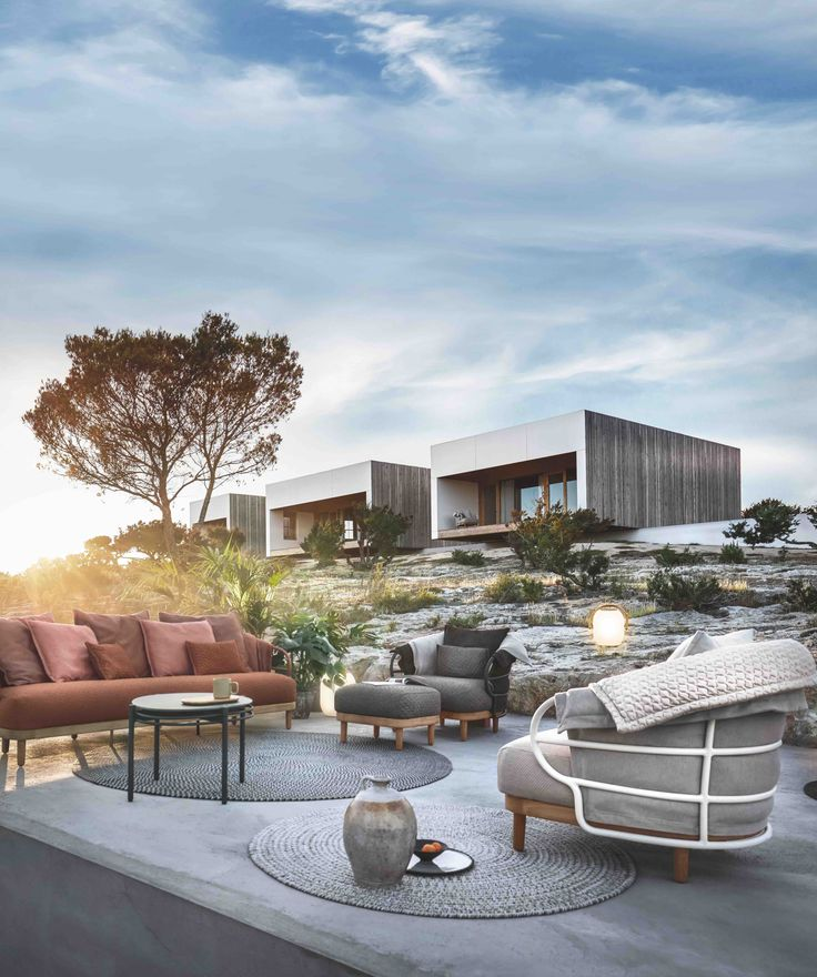 Gloster Dune Collection in 2020 | Outdoor living rooms ... on Dune Outdoor Living id=17796