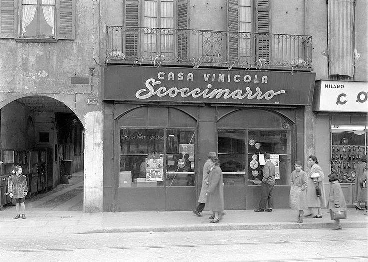 Negozio in Corso di Porta Ticinese proprio di fronte a Pia… | Flickr