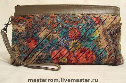 Клатч - авторский клатч,оригинальный подарок,сумка-клатч,женская сумка
