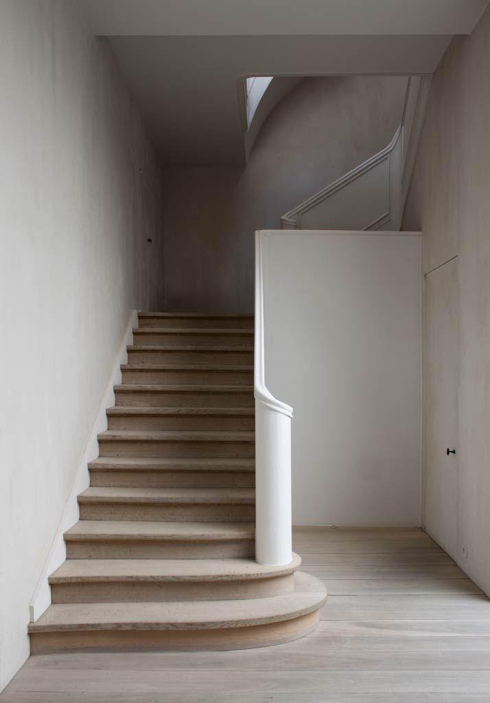 Vincent Van Duysen Stairwell | Remodelista