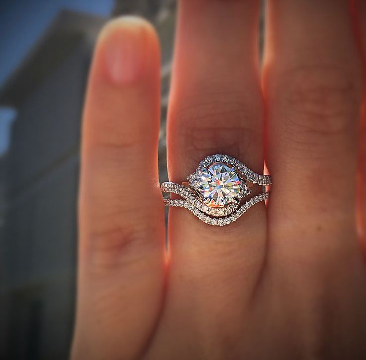 25 best ideas about Beautiful engagement rings on Pinterest