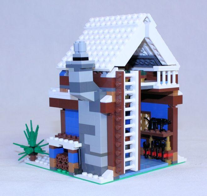 LEGO Ideas - Christmas Elf's House