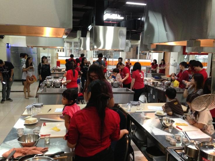 Little Chef at Kitchen Ciputra University by CBZ 2011&2012