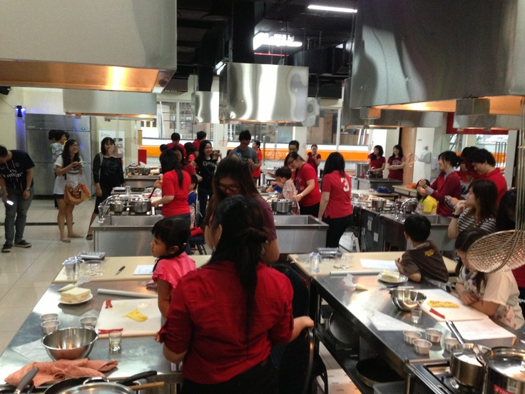Little Chef at Kitchen Ciputra University by CBZ 2011&2012