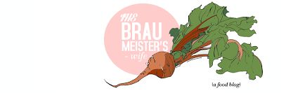 The Braumeister's Wife: How to Create a Cheap Meal Plan