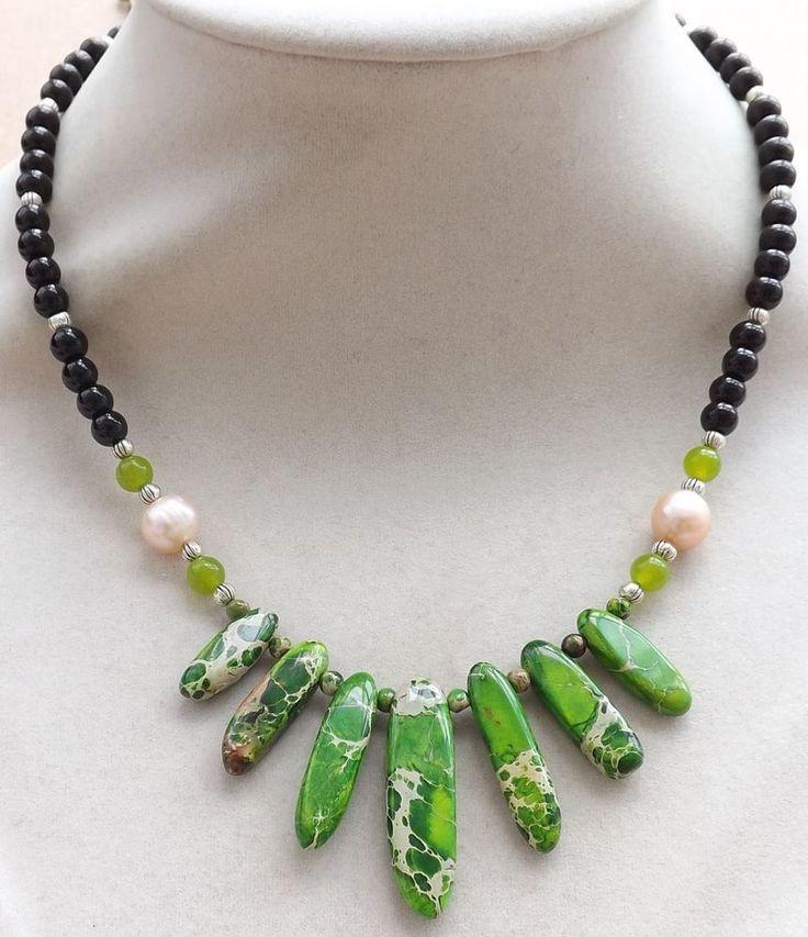 Best 25 Handmade Beaded Jewelry Ideas On Pinterest: 25+ Best Ideas About Handmade Necklaces On Pinterest