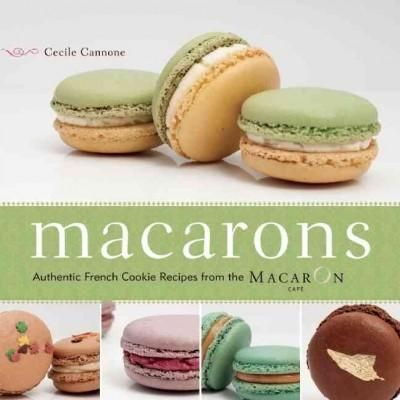 PRAISE FOR AUTHOR CECILE CANNONES MACARONS: ?Feather-light, at once crunchy and chewy, and distinguished by rich buttercream filling. ? The New York Times ?Rival those in Paris. ? Zagat ?Addictive. ?