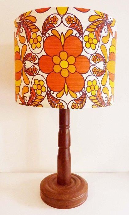 70s style - lamp.