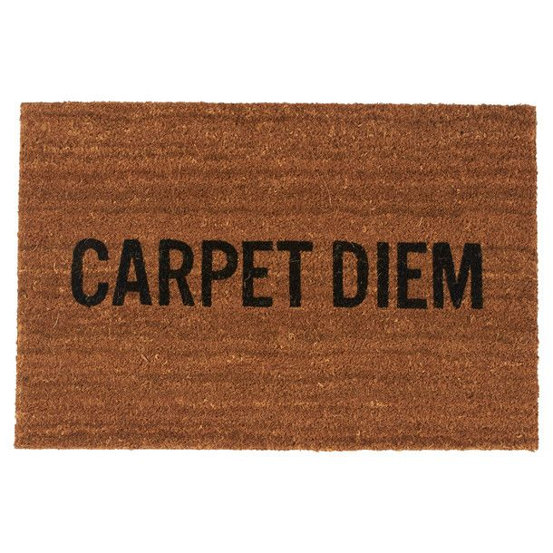 Carpet Diem Doormat