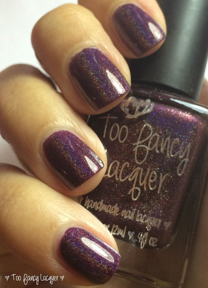 11 best Too fancy lacquer I own images on Pinterest | Fancy, Nail ...