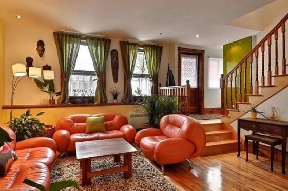 Immobilier de luxe   Achat Maison-de-maitre Montreal Canada   Vente Magnifique Maison Au Coeur Du Plateau Mont-Royal