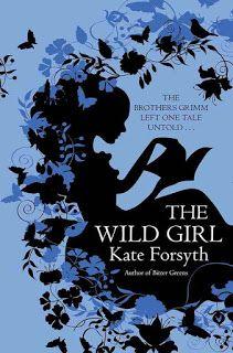 Bookshelf Butterfly: The Wild Girl by Kate Forsyth