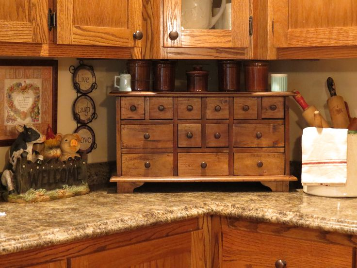87 best Apothecary/spice cabinet and smalls with drawers images on ...