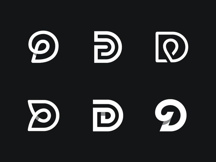 D Versions (WIP) by Kakha Kakhadzen #Design Popular #Dribbble #shots