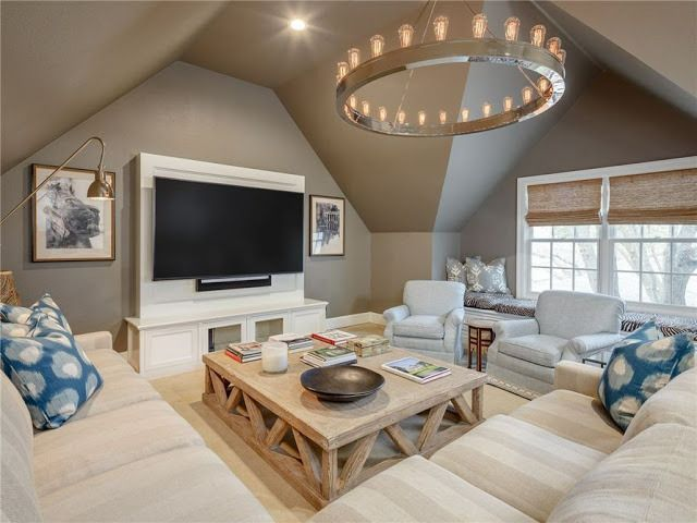 Marcus Design: Amy Berry's Dallas Home For Sale