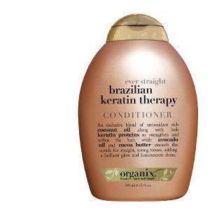 Conditioner | Organix ® Beauty.Keratin Organix, Shampoos Keratin, Shampoos Conditioner, Brazilian Keratin, Keratin Shampoos, Hair, Organix Shampoos, Keratin Therapy, Organix Brazilian
