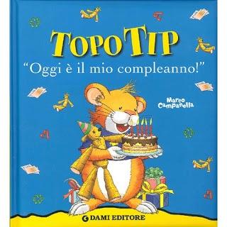 """Topo Tip """"Oggi è il mio compleanno!"""""""