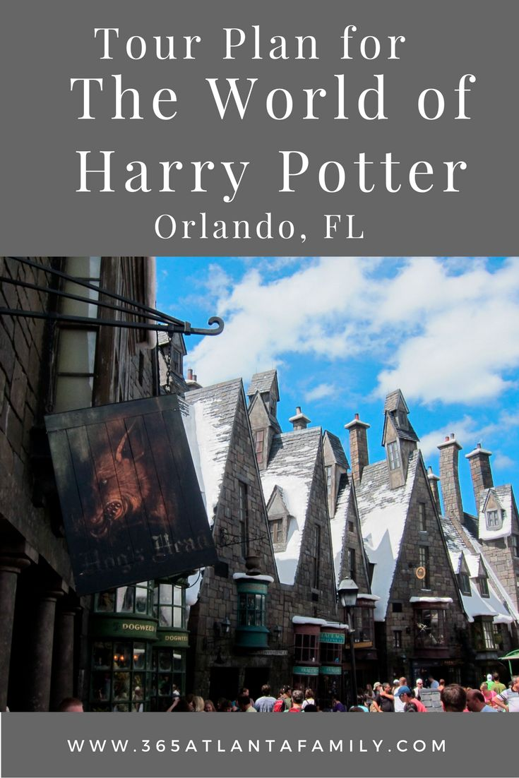 You need to have a plan at a theme park. Here is our plan for visiting the Wizarding World of Harry Potter at Universal Studios, plus some hidden secrets to look for while you are there!
