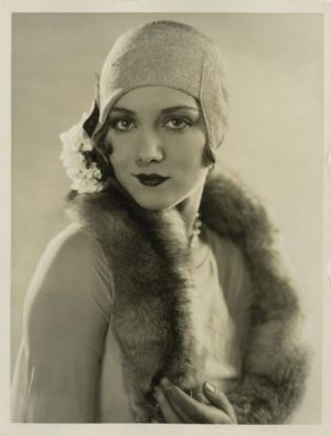 vintage 1920s wedding - bride and wedding - Leila Hyams 1920s.jpg