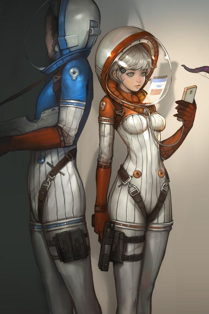 Trajes espaciais