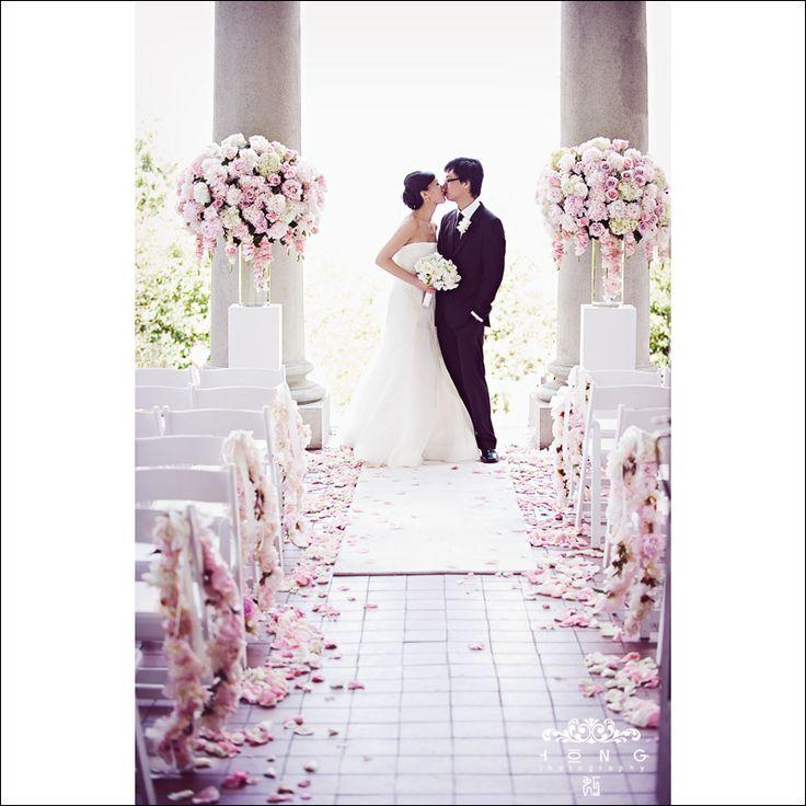 Tana  Toby's Parisian Wedding at Hycroft Manor Vancouver » Hong Photography Studio