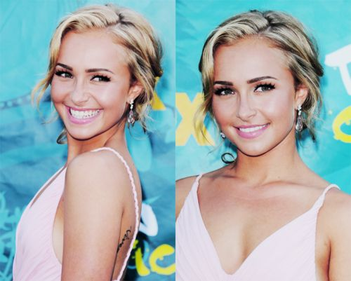 Hayden P  Must try and curl my choppy bob hair, just to see how it'd look....I know not this good, LOL.