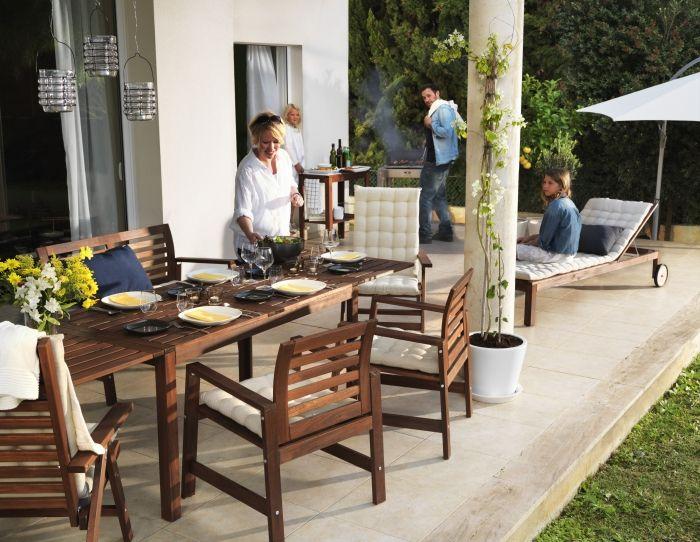 Yazın tadı IKEA ile çıkar! Outdoor Dining SetOutdoor TablesOutdoor ... - 35 Best Gelibolu Türk Malı Images On Pinterest Live, Outdoor
