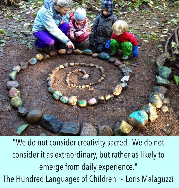 We do not consider creativity sacred.