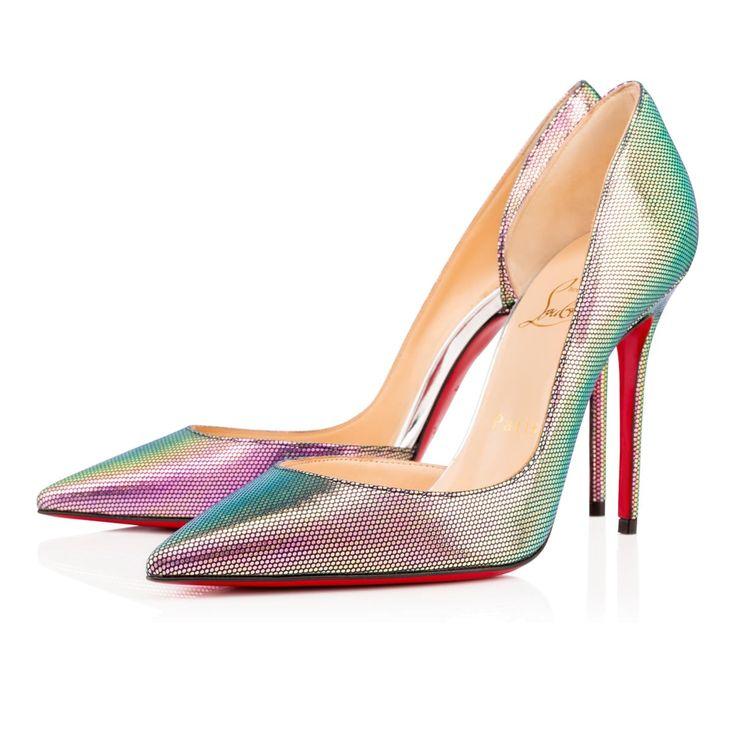 Women Shoes - Iriza Tissu Scarabe/specchio - Christian Louboutin ...