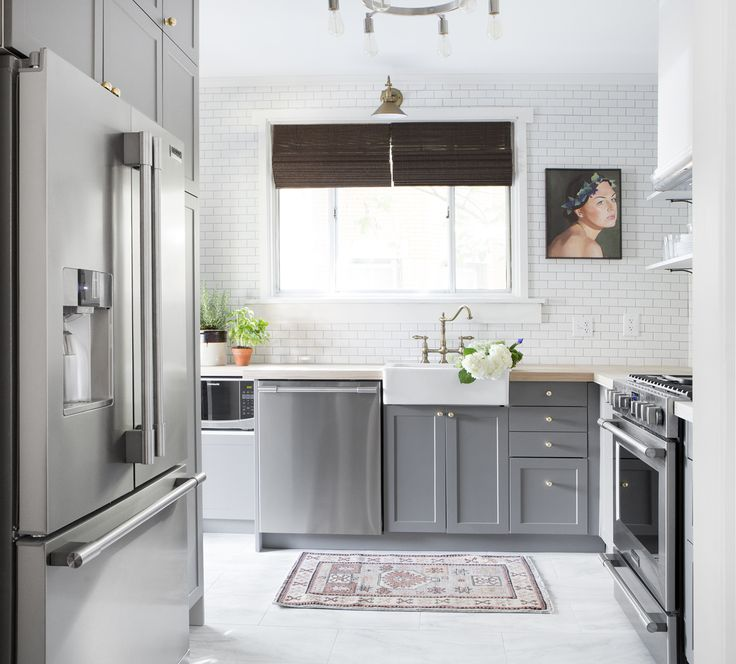 Before And After: A Small, Pittsburgh Kitchen Gets A